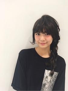 ヘアアレンジ|allys hair aoyamaのヘアスタイル