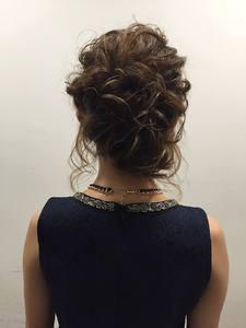 ボブルーズアップ allys hair aoyamaのヘアスタイル