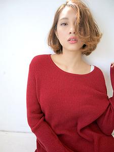 美髪ワンカールボブ|allys hair aoyamaのヘアスタイル
