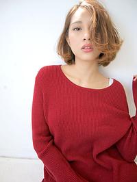 美髪ワンカールボブ