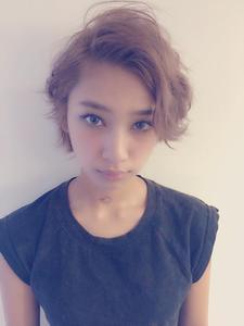 サマーベリーショート|allys hair aoyamaのヘアスタイル