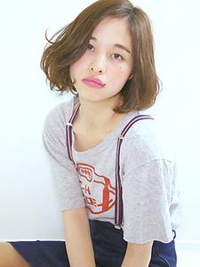大人ワンカールボブ|allys hair aoyamaのヘアスタイル