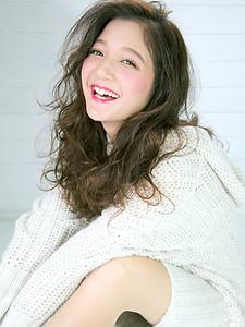 愛されラフかわモテカール|allys hair aoyamaのヘアスタイル