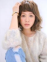 エアリーボブ allys hair aoyama 草場 早織のヘアスタイル