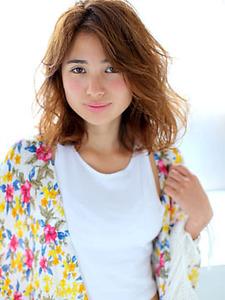 ふんわりボブディスタイル allys hair aoyamaのヘアスタイル