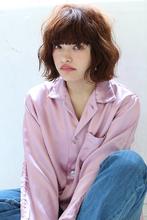 ふわっとウェーブ☆ allys hair aoyama 草場 早織のヘアスタイル