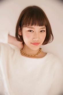 アメリボブ|allys hair aoyamaのヘアスタイル