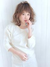 シースルーバング&くびれミディ☆セミウェット タンバルモリ☆|allys hair aoyama HARUCAのヘアスタイル