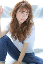 潤カワくびれミディ☆甘辛フェミニンナチュラル女子|allys hair aoyamaのヘアスタイル