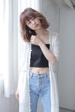 ラフセミディ|allys hair aoyamaのヘアスタイル