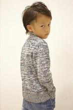 ちょいワルキッズパーマ★|allys hair shinsaibashi OPAのヘアスタイル