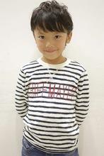 ちびっこふわふわパーマ★★|allys hair shinsaibashi OPAのキッズヘアスタイル