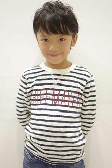 ちびっこふわふわパーマ★★|allys hair shinsaibashi OPAのヘアスタイル