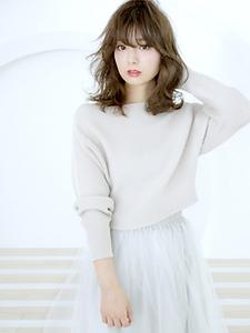 エアリーカール|allys hair shinsaibashi OPAのヘアスタイル