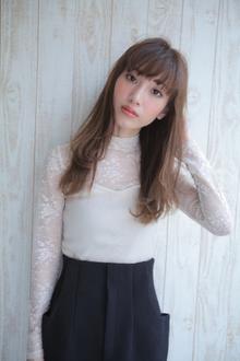 ドーリーナチュラルカール|allys hair shinsaibashi OPAのヘアスタイル