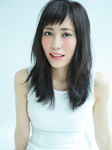 スウィートレイヤー|allys hair shinsaibashi OPAのヘアスタイル