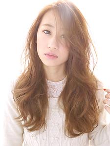 色気ナチュラル|allys hair shinsaibashi OPAのヘアスタイル