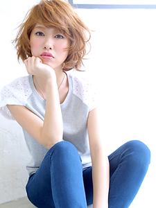 マッシュ ミディ|allys hair shinsaibashi OPAのヘアスタイル