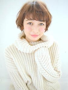 メルティーボブ|allys hair shinsaibashi OPAのヘアスタイル