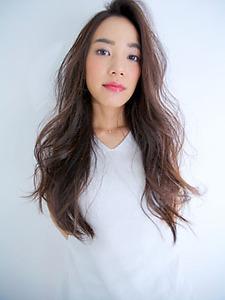 ラフウェーブ allys hair shinsaibashi OPAのヘアスタイル
