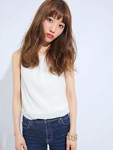 大人ラフガール|allys hair shinsaibashi OPAのヘアスタイル