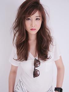 ミルクショコラウエーブ|allys hair shinsaibashi OPAのヘアスタイル