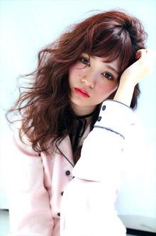 ★モーブピンクベージュでやわらかふんわりヘアー★|allys hair shinsaibashi OPAのヘアスタイル