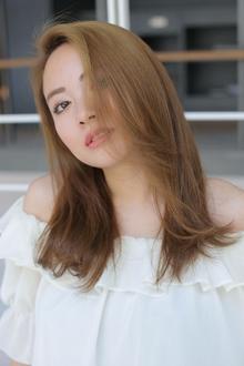 かきあげナチュラルワンカール☆|allys hair shinsaibashi OPAのヘアスタイル