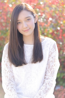 ナチュラルストレートヘア☆|allys hair shinsaibashi OPAのヘアスタイル