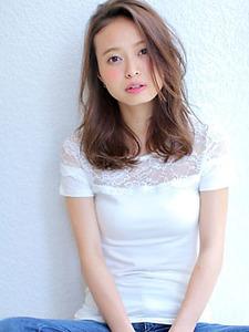 ナチュラルカール|allys hair shinsaibashi OPAのヘアスタイル