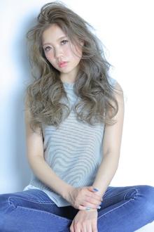 極上のブルージュ☆|allys hair shinsaibashi OPAのヘアスタイル