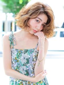 ★女性のきれいなラインを引き出すブラントボブ★|allys hair shinsaibashi OPAのヘアスタイル