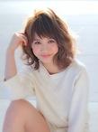 シースルーバング&くびれミディ☆セミウェット タンバルモリ☆