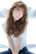 潤カワくびれミディ☆甘辛フェミニンナチュラル女子|allys hair shinsaibashi OPAのヘアスタイル