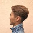ハイトーン×刈り上げ|ALPHA SALIDAのヘアスタイル