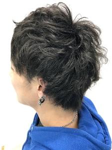 マッシュウェーブ|ALPHA SALIDAのヘアスタイル