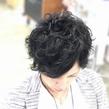 ランダムウェーブ|ALPHA SALIDAのヘアスタイル