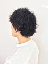 無造作マッシュショート|ALPHA SALIDAのヘアスタイル