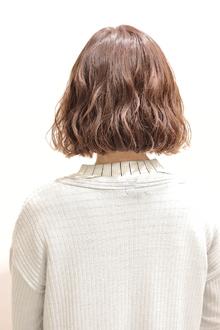 切りっぱなしボブ|ALPHA SALIDAのヘアスタイル