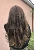 ライトアッシュ×ハイライト|ALPHA SALIDAのヘアスタイル