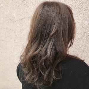 ヴィンテージカラー!|ALPHA SALIDAのヘアスタイル