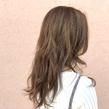 ベージュ×ハイライト|ALPHA SALIDAのヘアスタイル