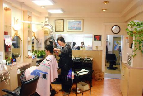 アミ美容室 香里ヶ丘 本店