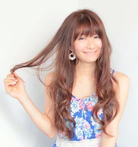 ☆ふらがーる☆|hair lounge an rioのヘアスタイル