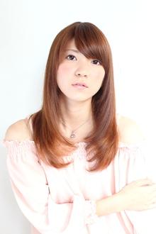 ☆メルティーストレート☆ |hair lounge an rioのヘアスタイル
