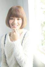 やっぱりボブ☆|hair lounge an rio 崎浜 汐莉のヘアスタイル