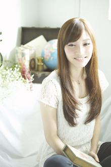 ☆毛先の自然な丸みがマスト☆|hair lounge an rioのヘアスタイル