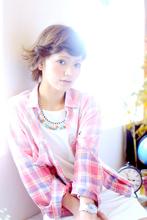 ☆春夏アマフワハネ☆|hair lounge an rio 長友和也のヘアスタイル