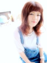 ☆キュートな☆|hair lounge an rio 長友和也のヘアスタイル