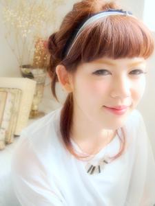 ☆フェロモンアップ☆|hair lounge an rioのヘアスタイル